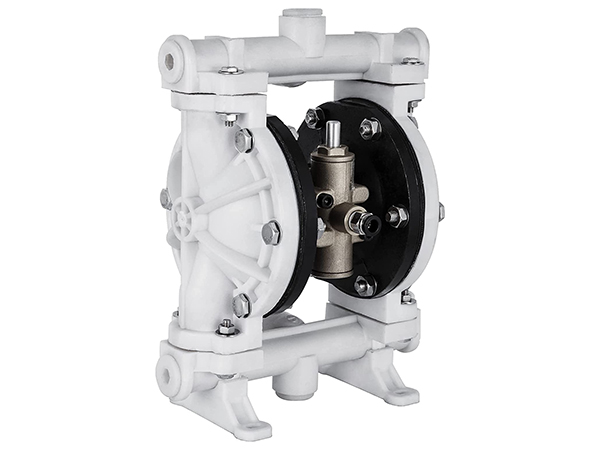 Air operated diaphragm pump qbydefu particularly suitable for the liquid with high and low flowability our qby air operated diaphragm pump integrates the advantages of self priming pump ccuart Images